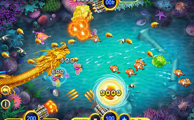 เทคนิคการเล่นเกมยิงปลา เกมคาสิโนสุดฮิตที่มาแรงในขณะนี้